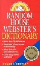 Random House Rh Webster`s Dictionary 4th Edn