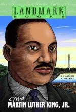 De Kay, James T. Meet Martin Luther King, Jr.