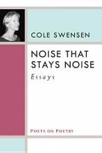Swensen, Cole Noise That Stays Noise
