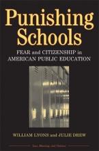 William H. Lyons,   Julie Drew Punishing Schools