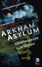 Morrison, Grant Batman Arkham Asylum