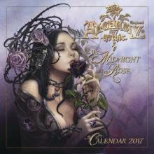 1977, Alchemy Alchemy 1977 Gothic 2017 Calendar