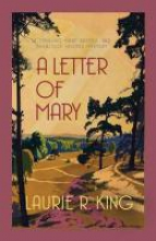King, Laurie R. A Letter of Mary