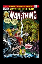 Man-Thing by Steve Gerber