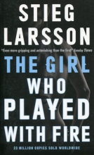 Larsson, Stieg Larsson*The Girl Who Played With Fire