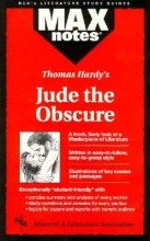 Kalmanson, Lauren Jude the Obscure (Maxnotes Literature Guides)