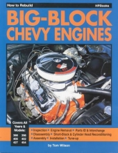 Tom Wilson How To Rebuild Big-block Chevy Engine Hp755