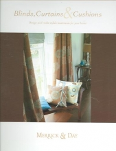 Merrick, Catherine Blinds, Curtains and Cushions