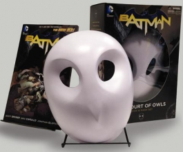Snyder, Scott Batman: The Court of Owls Mask and Book Set