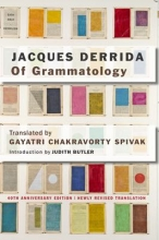 Derrida, Jacques Of Grammatology