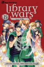 Yumi, Kiiro Library Wars Love & War 15