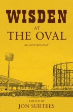 Jon Surtees Wisden at The Oval