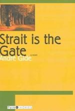 Gide, Andre  Gide, Andre,   Bussy, Dorothy,   Bussy, Dorothy Strait Is The Gate