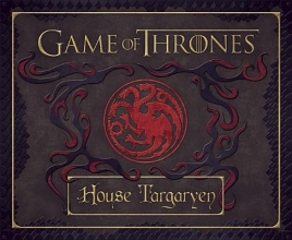 Insight Editions House Targaryen Stationary Set