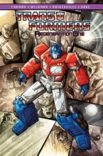 Furman, Simon The Transformers: Regeneration One 1
