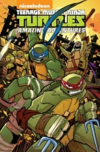 Dicicco, Peter,   Flynn, Ian,   Rangel, Fabian Teenage Mutant Ninja Turtles Amazing Adventures 2