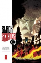 Remender, Rick Black Science 3