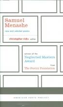 Samuel Menashe
