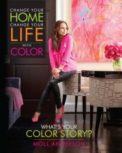 Anderson, Moll Change Your Home, Change Your Life With Color