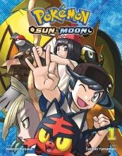 Kusaka, Hidenori Pokemon Sun & Moon 1