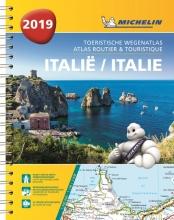 ATLAS MICHELIN ITALIE 2019