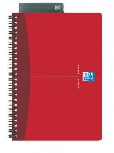 , Spiraalblok Oxford Essentials A5 90vel gelinieerd