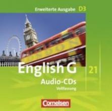 Schwarz, Hellmut English G 21. Erweiterte Ausgabe D 3. Audio-CDs