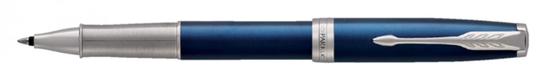 , Rollerpen Parker Sonnet blue lacquer PT