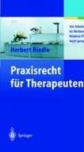 Riedle, Herbert Praxisrecht für Therapeuten
