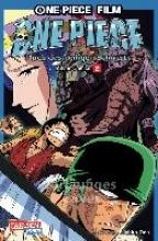 Oda, Eiichiro One Piece: Fluch des heiligen Schwerts, Band 2