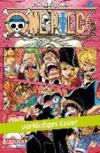 Oda, Eiichiro One Piece 71. Das Kolosseum