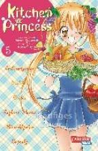 Ando, Natsumi Kitchen Princess 5