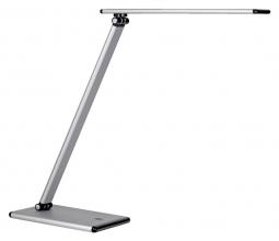 , Bureaulamp Unilux Terra aluminium grijs