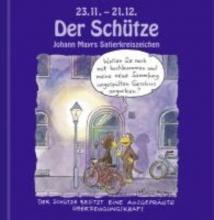 Mayr, Johann Johann Mayrs Satierkreiszeichen Schtze