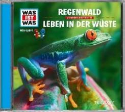 Haderer, Kurt Was ist was Hörspiel-CD: Der RegenwaldWüsten
