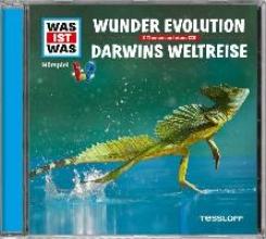 Baur, Manfred WAS IST WAS Hörspiel-CD: EvolutionDarwins Weltreise