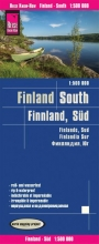 , Reise Know-How Landkarte Finnland, Süd 1:500.000