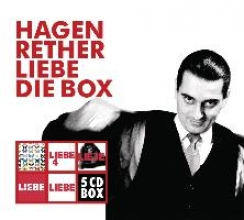 Rether, Hagen Liebe 1-5 Box
