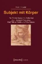 Läubli, Martina Subjekt mit K�rper