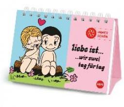 Liebe ist... Geschenkbuch