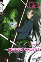 Kawahara, Reki Accel World - Novel 02