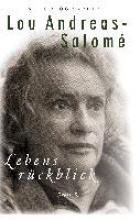 Andreas-Salomé, Lou Lebensrckblick. Autobiographie