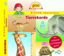 Pixi Wissen. Tierrekorde