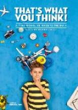 Holleben, Jan von,   Madeja, Michael,   Naie, Katja Holleben, J: That`s what you think (American English)