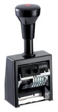, Numeroteur Reiner B6K 13053 6 cijfers 4.5mm kunststof