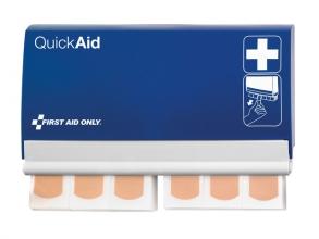 , pleister dispenser First Aid Only 90 stuks elastisch