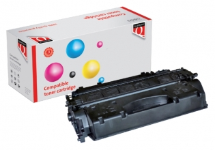 , Tonercartridge Quantore HP CE505X 05X zwart