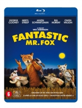 Fantastic Mr Fox Blu-Ray /