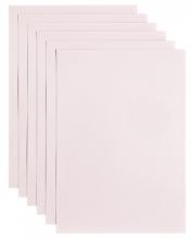 , Kopieerpapier Papicolor A4 200gr 6vel lichtroze