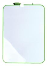 , Whiteboard Desq 24x34cm + marker groen profiel